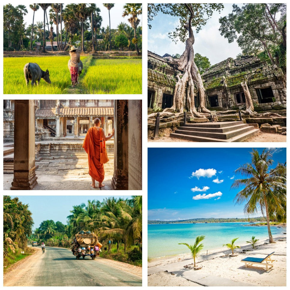 Travelbay Cambodia Tours