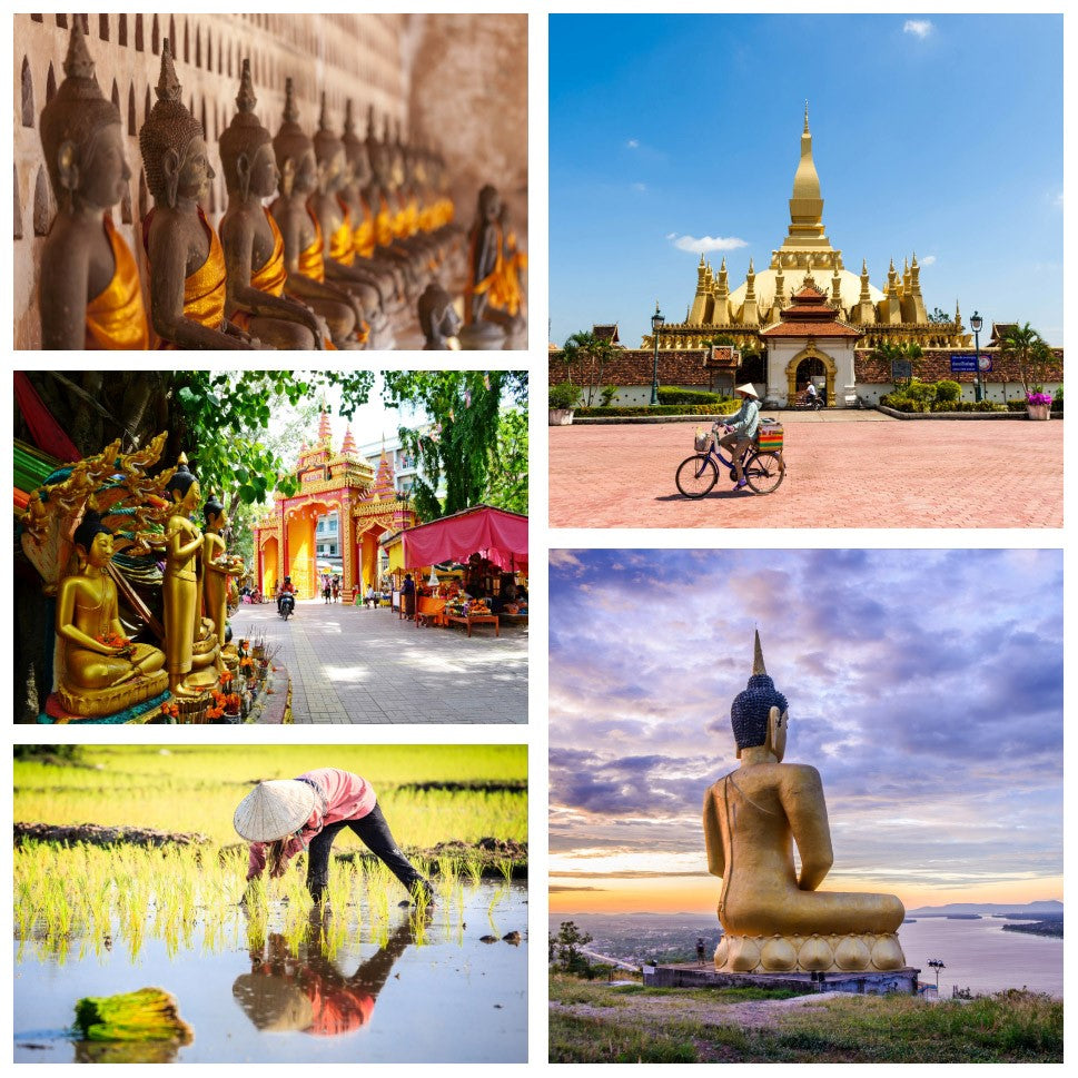 Travelbay Laos Tours