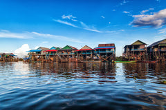 Travelbay Cambodia - Experience the Contrasts of Cambodia in 11 Days - Tonle Sap Lake