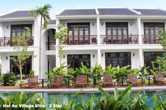 Travelbay South East Asia - 21 Days in Thailand, Laos, Cambodia and Vietnam - Hoi An Village Villas, Hoi An
