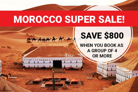 Morocco - 14 Day Very Best of Magnificent Morocco Private Tour