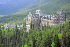 Travelbay Alaska and Canada 16 Day Dream Holiday - Banff