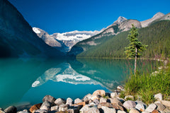 Travelbay Alaska and Canada 16 Day Dream Holiday - Lake Louise Banff National Park