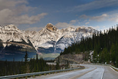 Travelbay Alaska and Canada 16 Day Dream Holiday - Icefields Parkway