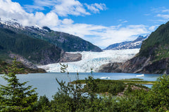 Travelbay Alaska and Canada 16 Day Dream Holiday - Mendenhall Glacier, Alaska