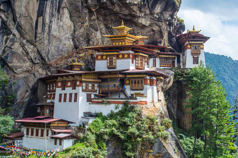 Bhutan - 6 Extraordinary Days in the Kingdom of Bhutan - Private Tour