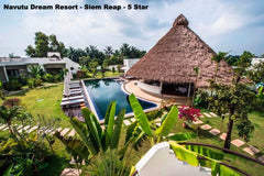 Travelbay Cambodia - Experience the Contrasts - Navutu Dream Resort, Siem Reap