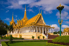 Travelbay Cambodia - Experience the Contrasts - Royal Palace, Phnom Penh