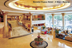 Travelbay China Tours - 8 Day Golden Triangle Private Tour - China Private Tours - Beijing Novotel Peace Hotel