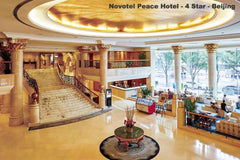 Travelbay China Tours - 10 Day Classic, not to be missed Private Tour - China Private Tours - Novotel Peace Hotel, Beijing
