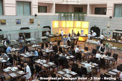 Travelbay China Tours - 12 Day Best of China Private Tour - China Private Tours - Breakfast at Paragon Hotel, Beijing