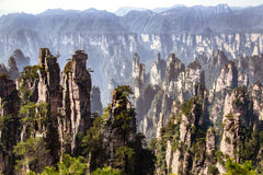 Travelbay China Tours - 11 Day Full of Wonder Private Tour including Zhangjiajie - China Private Tours - Canyon, Zhangjiajie