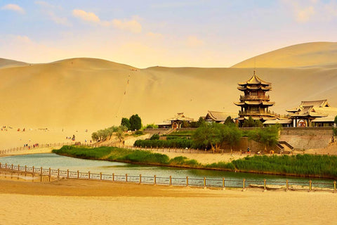 China – 12 Days on the Silk Road in China - Private Tour