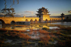 Travelbay China Tours - 7 Days of Complete Wow in the Yunnan Province - Private Tour - China Private Tours - Double Dragon Bridge, Jianshui