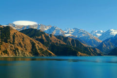 Travelbay China Tours – 12 Days on the Silk Road in China - China Private Tours - Heavenly Lake, Urumqi