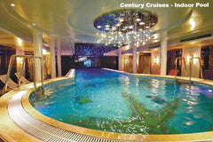 Travelbay China Tours - 13 Day Quintessential Private Tour including 3 Night Yangtze River Cruise - China Private Tours - Indoor Pool, Century Legend Cruise, Yangtze River Cruise