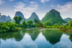 Travelbay China Tours - 13 Day Quintessential Private Tour including 3 Night Yangtze River Cruise - China Private Tours - Li River, Guilin
