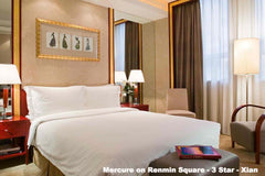 Travelbay China Tours - 10 Day Classic, not to be missed Private Tour - China Private Tours - Mercure on Renmin Square - Xian