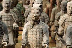 Travelbay China Tours – 12 Days on the Silk Road in China - China Private Tours - Terracotta Warriors, Xian