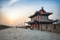 Travelbay China Tours – 12 Days on the Silk Road in China - China Private Tours - City Walls, Xian