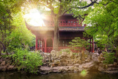 Travelbay China Tours - 8 Day Golden Triangle Private Tour - China Private Tours - Yu Garden, Shanghai