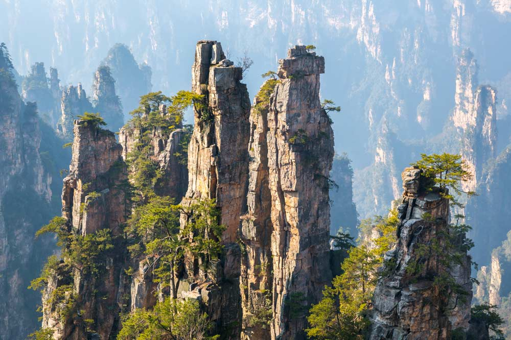 Travelbay China Tours - 11 Day Full of Wonder Private Tour including Zhangjiajie - China Private Tours - Zhangjiajie National Forest Park