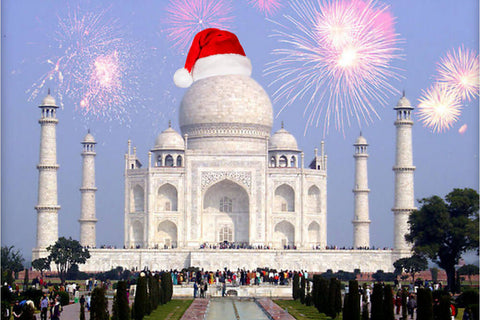 India - 7 Day Golden Triangle Tour - Christmas Special