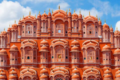 Travelbay India Tours - Treasures & Tigers - 15 Day Private Tour - India Private Tours - Hawa Mahal Palace, Jaipur, Rajasthan