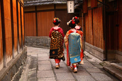 Travelbay Japan Tours - Japan Private Tours - Geishas in Kyoto