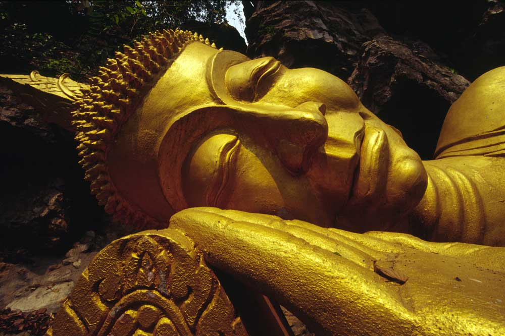 Travelbay Laos Tours - 13 Day Best of Indochina Tour - Laos Small Group Tours - Golden Buddha, Mt Phousi, Luang Prabang, Laos