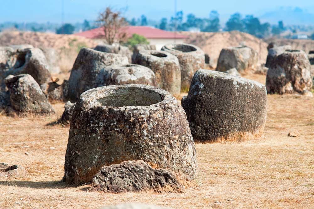 Travelbay Laos Tours - 10 Day Local Life in Laos - Laos Private Tours - Plain of Jars, Phonsavan
