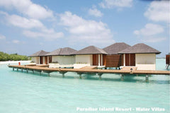 Travelbay Maldives Holidays - 6 Days in Paradise - Maldives Holidays - Water Villa, Paradise Island Resort, Maldives