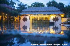 Travelbay Myanmar Tours - 12 Extraordinary Days of Local Life, Food and Culture - Myanmar Private Tours - Bagwa Theiddhi Resort, Bagan