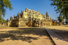 Travelbay Myanmar Tours - 14 Day Best of Burma Tour with 4 Night River Cruise and 2 Flights - Myanmar Private Tours - Inwa, Myanmar