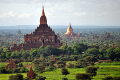 Travelbay Myanmar Tours - 10 Day Magical Myanmar Tour including 4 Night Cruise - Myanmar Private Tours - Mystical Bagan, Myanmar