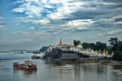 Travelbay Myanmar Tours - 10 Day Magical Myanmar Tour including 4 Night Cruise - Myanmar Private Tours - Sagaing, Myanmar