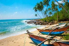 Travelbay Sri Lanka Tours - The Wonders if Sri Lanka in 14 Days - Sri Lanka Private Tours - Beach