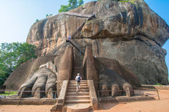 Travelbay Sri Lanka Tours - 8 Day Super Gorgeous Highlights Tour - Sri Lanka Small Group Tours - Sigiriya