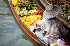 Travelbay South East Asia - 21 Days in Thailand, Laos, Cambodia and Vietnam - Floating Markets, Thailand