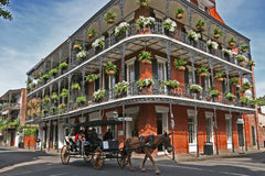 Travelbay USA Tours - 11 Day Deep South Tour - New Orleans, Nashville & Memphis - French Quarter, New Orleans