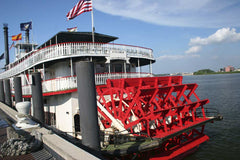 Travelbay USA Tours - 11 Day Deep South Tour - New Orleans, Nashville & Memphis - Mississippi Paddle Boat, New Orleans