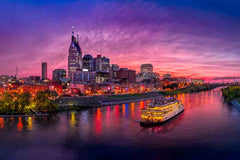 Travelbay USA Tours - 11 Day Deep South Tour - New Orleans, Nashville & Memphis - Skyline, Nashville
