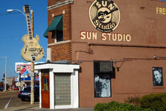 Travelbay USA Tours - 11 Day Deep South Tour - New Orleans, Nashville & Memphis - Sun Studios, Memphis