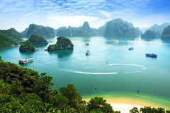 Travelbay South East Asia - 21 Days in Thailand, Laos, Cambodia and Vietnam - Ha Long Bay