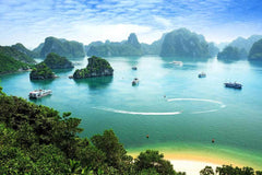Travelbay Vietnam Tours - 10 Day Highlights of Vietnam Tour - Vietnam Small Group Tours - Beach, Ha Long Bay, Vietnam