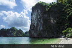 Travelbay Vietnam Tours - 15 Days- Something Different & Special - Vietnam Private Tours - Cat Ba Islands, Vietnam