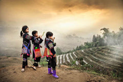 Travelbay Vietnam Tours - 14 Day Amazing Tour from South to far North including Sapa - Vietnam Small Group Tours - Children, Sapa, Vietnam