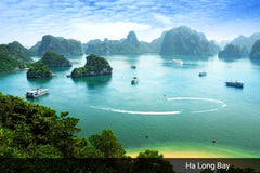 Travelbay Vietnam Tours - 13 Day Best of Indochina Tour - Vietnam Small Group Tours - Ha Long Bay, Vietnam