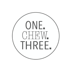 One Chew Three