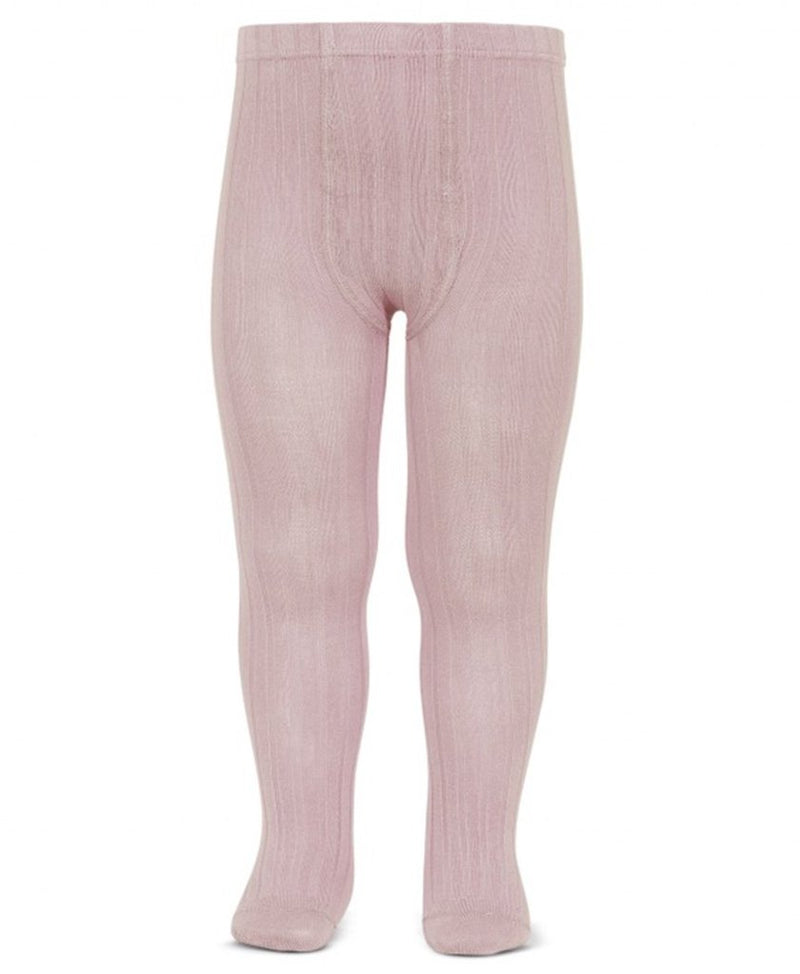 CONDOR RIBBED TIGHT ROSA PALO 526
